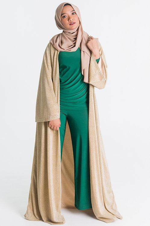 Knitted Glitter Cardigan