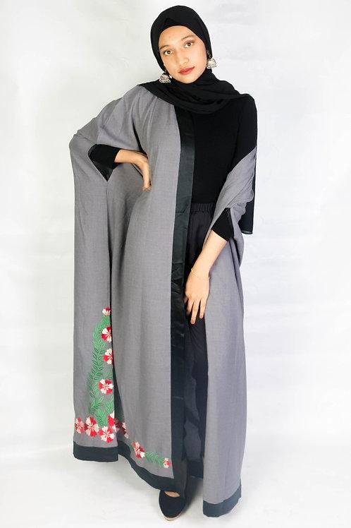 Algerian Mist Abaya