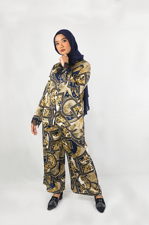 Baroque Pants