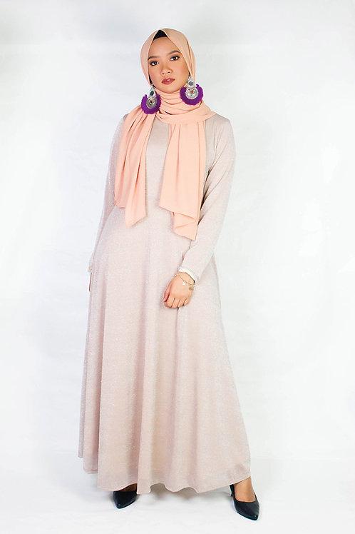Knitted Glitter Dress