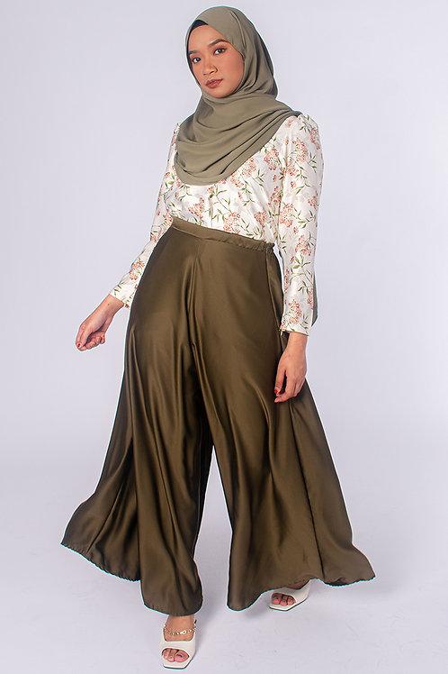 Bloom Wide Pants Skirt