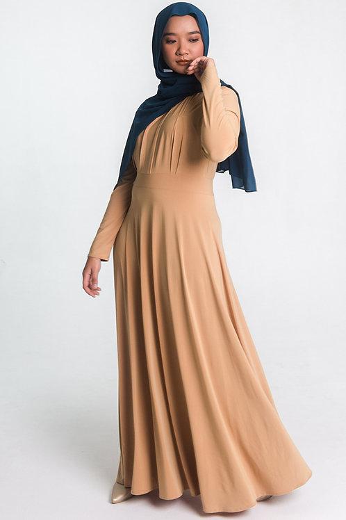 Lycra Wrap Dress
