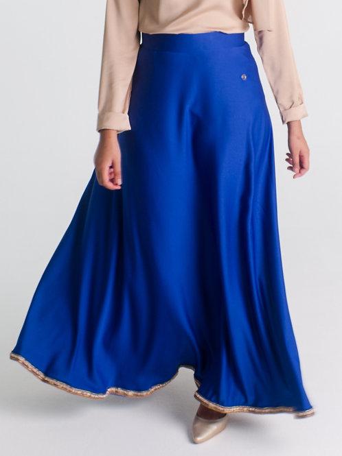 High Waist Maxi Skirt