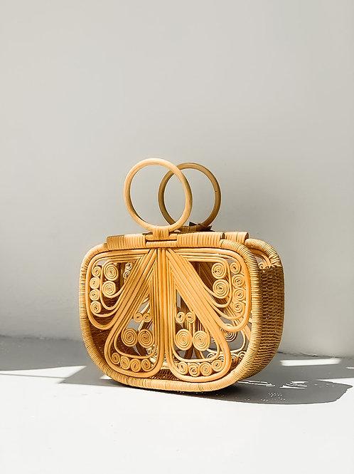 Rattan Winx handbag
