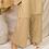 Thumbnail: Chambray Oversized Pants