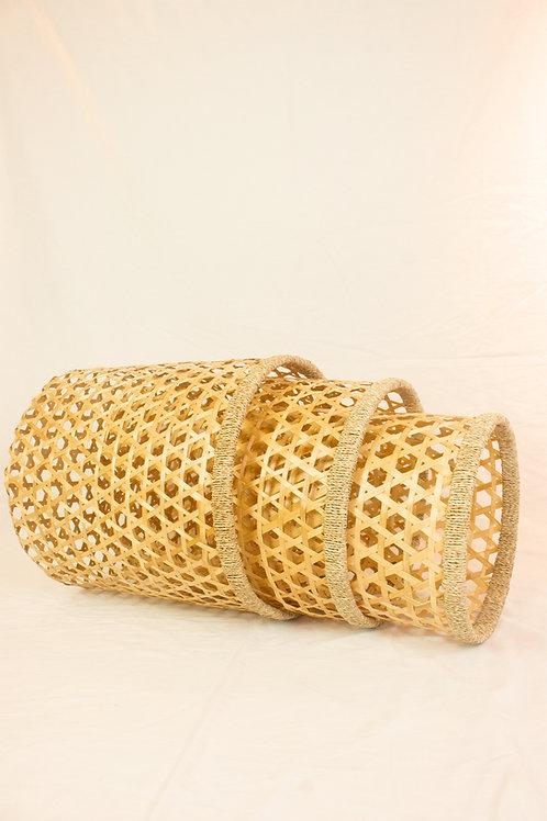 Keena Basket in Natural
