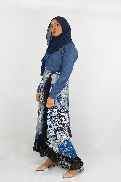 Baroque Lacy Skirt