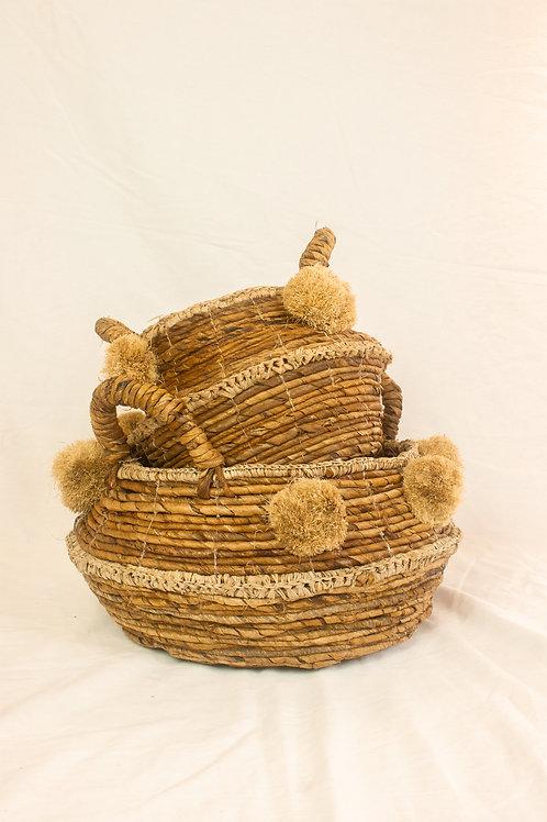 Junta Pompom Basket