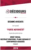 Decideurs19_Restucturations_forte_notori