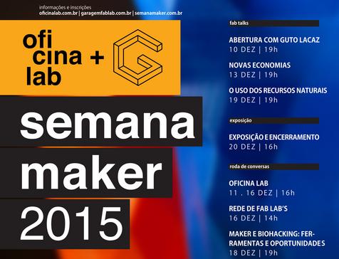 Maker Week - Sao Paulo, Brazil