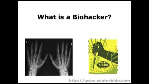 What is a Biohacker?