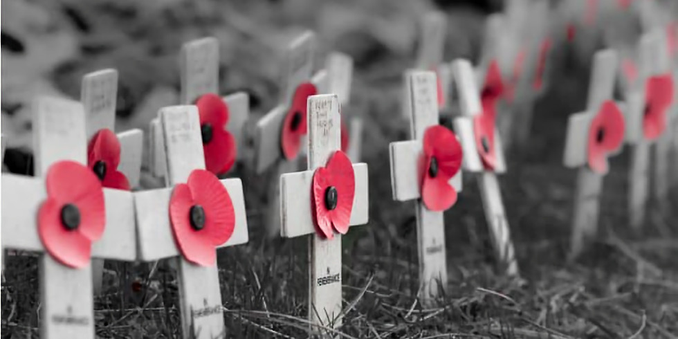 Remembrance Sunday March