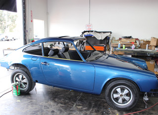 1972 911s completed work for April!