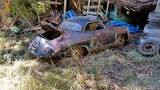 1955 Porsche 356 Speedster found in a rusty barn sells for $153G on Ebay
