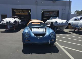 1957 Speedster Just Finished!
