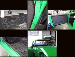 "finished Viper Green ""Porsche 1971 911 t"""