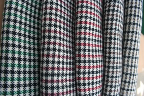 We Have Houndstooth Fabric Autobahn Interiors