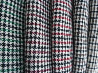 We have Houndstooth fabric...