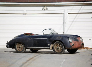 1958 Porsche 356 Speedster S