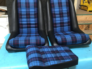914 Seats With Special Inserts