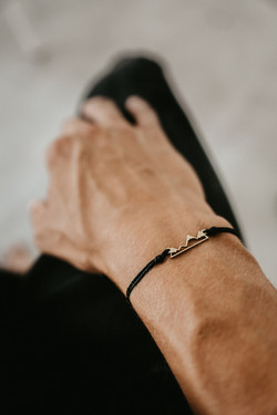 bracelet for travellers