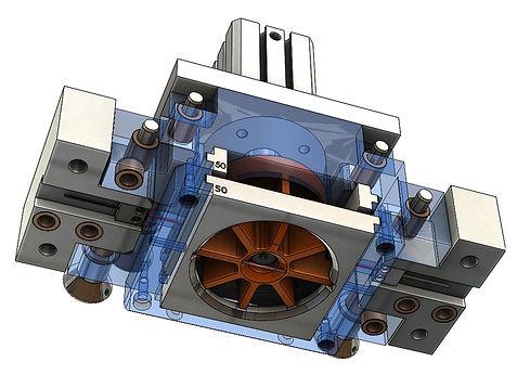 Precision Machined block