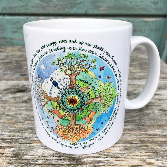 'Wheel of the Year' Mug (Sold out)