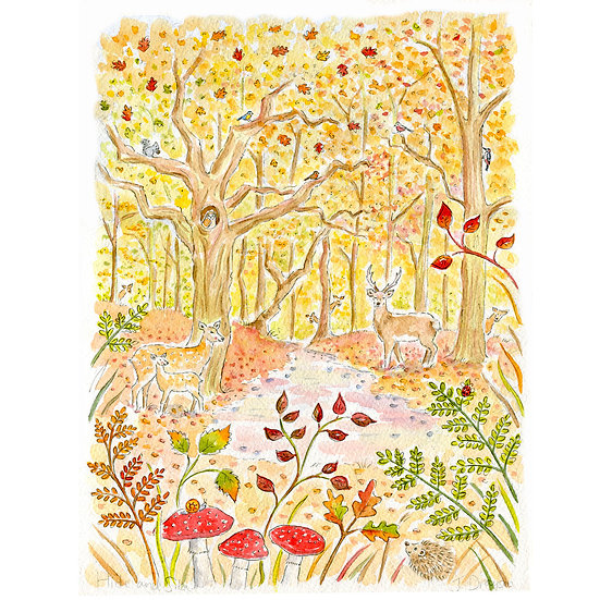 Hide and Sika Print