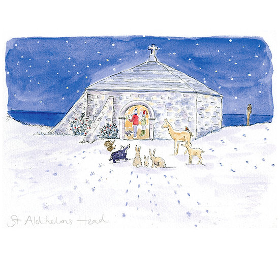 Christmas at St Aldhelms SOLD!