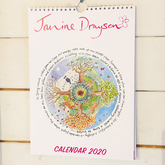 2020 Calendar SOLD OUT!