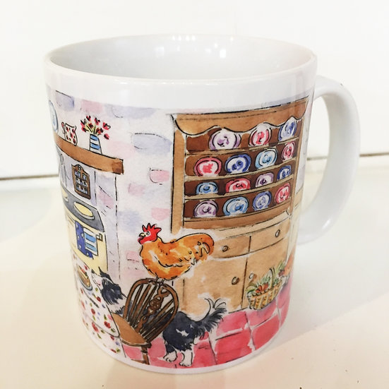 TimeFor Tea Mug SOLD OUT!