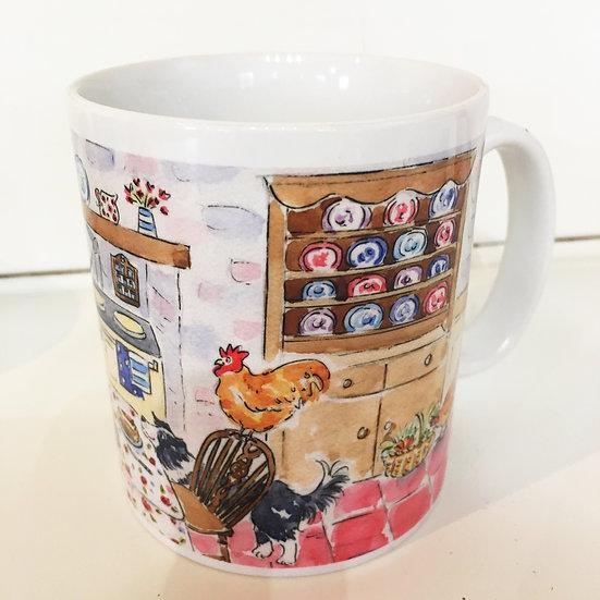 TimeFor Tea Mug
