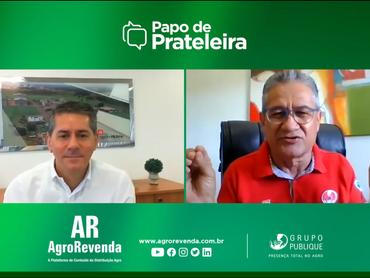 Novo Diretor Comercial - entrevista com Marconi Dias