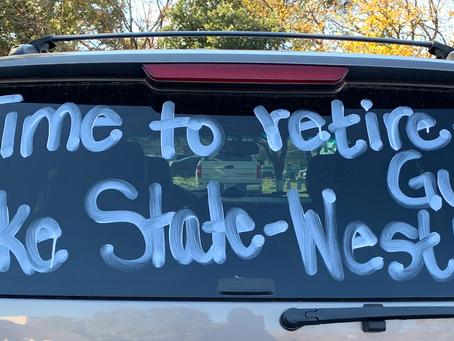 Westlake Team Spirit-Taking it to the Streets
