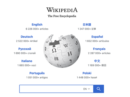 "Wikipedia ""Where every single human can share all knowledge"" turned 20 January 15, 2021"