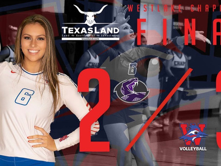 Chaps Volleyball Over San Marcos