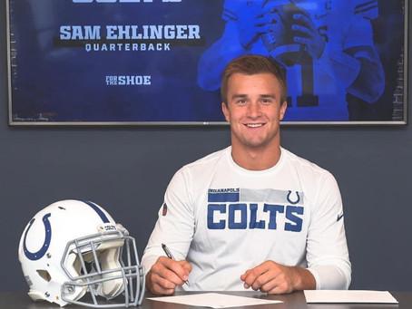 Sam Enlinger and Kylen Granson Are Colts