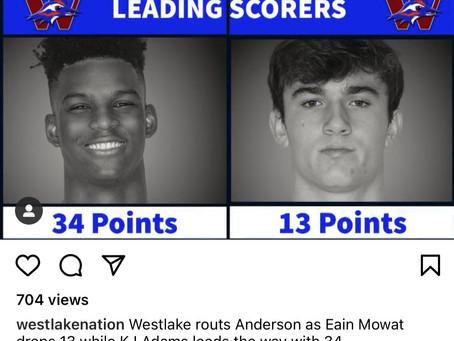 Westlake Chaps Sports Updates