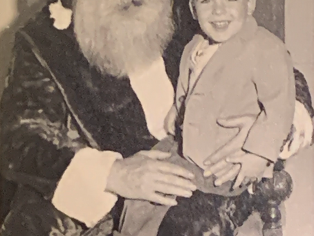 Christmas Pictures with Santa