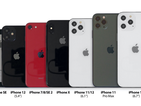 iPhone 5G to Drive Final 2020 Apple Growth