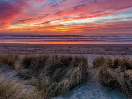 Pajaro Dunes Sunset