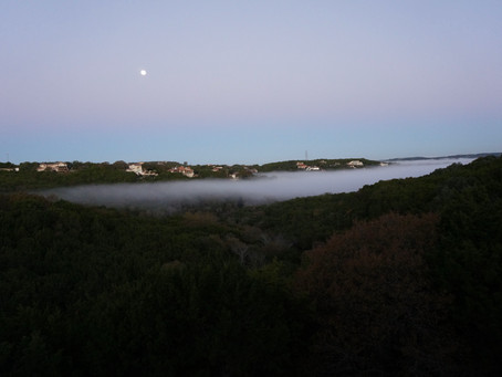 Hill Country Morning