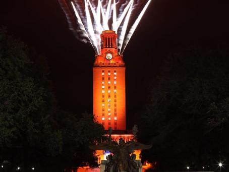 UT Graduation Tower