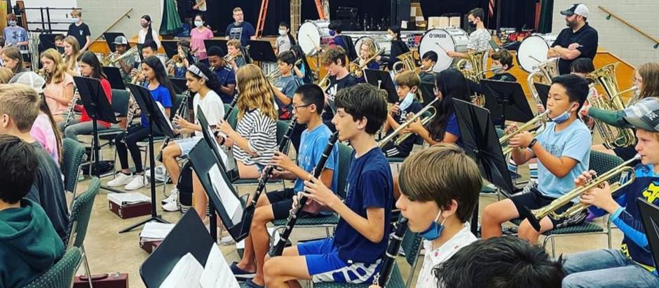 Westridge Band Camp