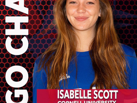 Cornell Bound Isabelle Scott