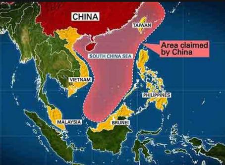 South China Sea-Alliances Forming?
