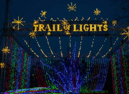 Last Chance-Trail of Lights Closes Today