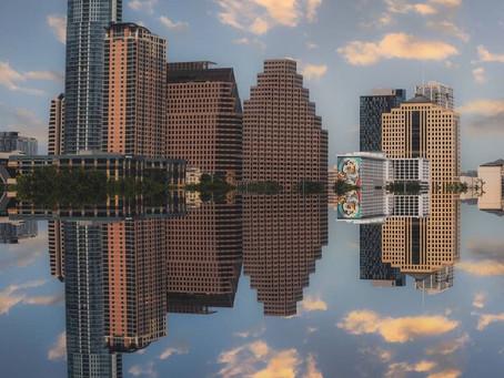 Lady Bird Lake Reflections