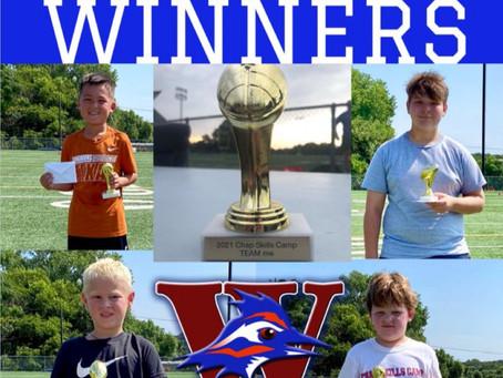 Team Me Award Winners