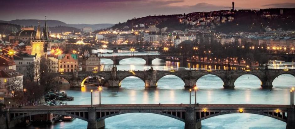 Prague Twilight